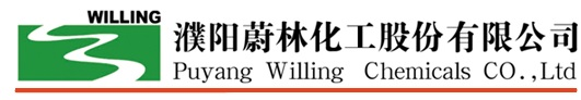 Puyang Willing Chemicals CO. Ltd